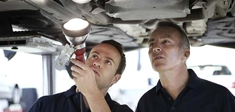 Have Custom Deluxe Auto Repair Fix Your Car